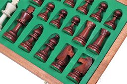 chess piece inserts