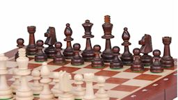 Tournament No 4 Chess Set
